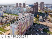 Хабаровск, улица Флегонтова (2012 год). Редакционное фото, фотограф Игорь Сарапулов / Фотобанк Лори