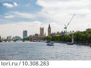 Купить «Houses of Parliament and Westminster bridge», фото № 10308283, снято 19 июня 2015 г. (c) Syda Productions / Фотобанк Лори