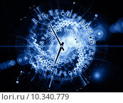 Купить «Fractions of time», фото № 10340779, снято 22 сентября 2018 г. (c) PantherMedia / Фотобанк Лори