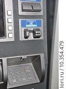Купить «ATM machine», фото № 10354479, снято 26 мая 2020 г. (c) PantherMedia / Фотобанк Лори