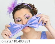 Купить «Beautiful woman in evening gowns having fun.», фото № 10403851, снято 27 мая 2018 г. (c) PantherMedia / Фотобанк Лори