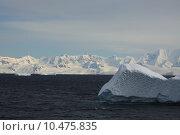Купить «Winter cold ice glacier arctic», фото № 10475835, снято 20 августа 2019 г. (c) PantherMedia / Фотобанк Лори