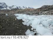 Купить «Winter cold ice glacier arctic», фото № 10478927, снято 25 апреля 2019 г. (c) PantherMedia / Фотобанк Лори