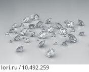 Купить «Diamonds », фото № 10492259, снято 18 января 2019 г. (c) PantherMedia / Фотобанк Лори