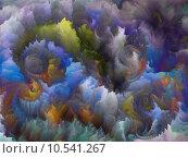 Купить «In Search of Fractal Turbulence», фото № 10541267, снято 17 июля 2019 г. (c) PantherMedia / Фотобанк Лори