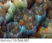 Купить «Colorful Fractal Turbulence», фото № 10564367, снято 17 июля 2019 г. (c) PantherMedia / Фотобанк Лори
