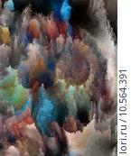 Купить «Way of Fractal Turbulence», фото № 10564391, снято 17 июля 2019 г. (c) PantherMedia / Фотобанк Лори