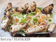 Купить «Mixed salad», фото № 10616839, снято 22 июля 2019 г. (c) PantherMedia / Фотобанк Лори
