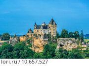 Купить «chateau de monfort souillac perigord france», фото № 10657527, снято 26 апреля 2018 г. (c) PantherMedia / Фотобанк Лори