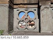 Купить «Florence - tracery on the balcony of the Gallery Uffizii», фото № 10665859, снято 16 января 2019 г. (c) PantherMedia / Фотобанк Лори