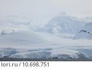 Купить «Winter cold ice glacier arctic», фото № 10698751, снято 20 августа 2019 г. (c) PantherMedia / Фотобанк Лори