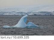Купить «Winter cold ice glacier arctic», фото № 10699335, снято 19 февраля 2019 г. (c) PantherMedia / Фотобанк Лори