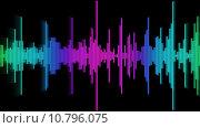 audio spectrum glow 02. Стоковое фото, фотограф Shing Lok Che / PantherMedia / Фотобанк Лори