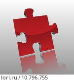 Купить «Jigsaw Illustrations», иллюстрация № 10796755 (c) PantherMedia / Фотобанк Лори