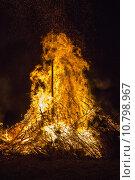 Купить «danger fire burn solstice conflagration», фото № 10798967, снято 20 сентября 2019 г. (c) PantherMedia / Фотобанк Лори