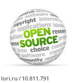 Купить «Open Source», фото № 10811791, снято 22 мая 2018 г. (c) PantherMedia / Фотобанк Лори