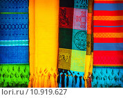 Traditional mexican neckerchief. Стоковое фото, фотограф Anna Omelchenko / PantherMedia / Фотобанк Лори