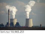 Купить «Power Plant», фото № 10965251, снято 17 декабря 2018 г. (c) PantherMedia / Фотобанк Лори