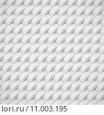 Купить «White Geometric Texture.», фото № 11003195, снято 16 февраля 2019 г. (c) PantherMedia / Фотобанк Лори