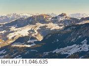 Купить «switzerland alpenpanorama appenzell jakorbsberg ostschweiz», фото № 11046635, снято 10 декабря 2018 г. (c) PantherMedia / Фотобанк Лори