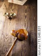 Купить «Law, legal code and scales of justice», фото № 11048831, снято 6 июля 2020 г. (c) PantherMedia / Фотобанк Лори