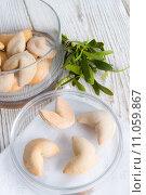 Купить «chinese pastry cookie cookies biscuits», фото № 11059867, снято 16 июня 2019 г. (c) PantherMedia / Фотобанк Лори