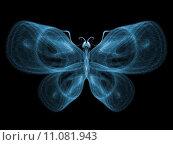 Купить «Butterfly Elegance», фото № 11081943, снято 26 мая 2019 г. (c) PantherMedia / Фотобанк Лори