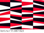 Купить «Fabric alternation pattern», фото № 11087923, снято 19 января 2019 г. (c) PantherMedia / Фотобанк Лори