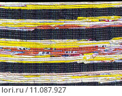 Купить «Fabric alternation texture pattern», фото № 11087927, снято 19 января 2019 г. (c) PantherMedia / Фотобанк Лори