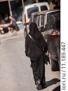 Купить «Muslim woman in Istanbul», фото № 11189447, снято 15 сентября 2019 г. (c) PantherMedia / Фотобанк Лори