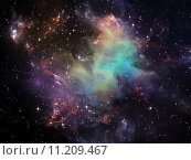 Купить «Space Energy», фото № 11209467, снято 17 мая 2019 г. (c) PantherMedia / Фотобанк Лори