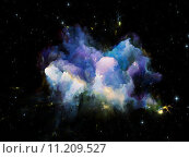 Купить «Cosmic Nebula», фото № 11209527, снято 12 декабря 2018 г. (c) PantherMedia / Фотобанк Лори