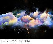 Купить «Space Nebula», фото № 11276839, снято 22 июля 2019 г. (c) PantherMedia / Фотобанк Лори