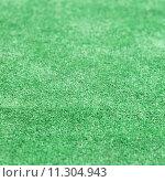 Купить «Artificial grass field texture background», фото № 11304943, снято 16 сентября 2019 г. (c) PantherMedia / Фотобанк Лори
