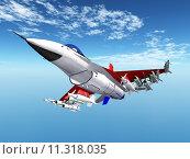 Купить «military bombers bomber jet plane», фото № 11318035, снято 17 сентября 2018 г. (c) PantherMedia / Фотобанк Лори