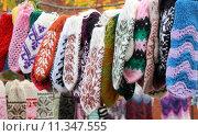 Купить «It is the various patterns knitted mitten», фото № 11347555, снято 10 декабря 2019 г. (c) PantherMedia / Фотобанк Лори