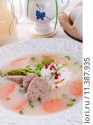 Купить «food closeup decoration bright leaf», фото № 11387935, снято 23 января 2020 г. (c) PantherMedia / Фотобанк Лори