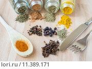 Купить «food cuisine cooking kitchen spice», фото № 11389171, снято 24 января 2019 г. (c) PantherMedia / Фотобанк Лори