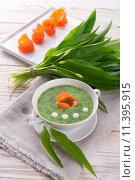 Купить «food green fish herb salmon», фото № 11395915, снято 20 июня 2019 г. (c) PantherMedia / Фотобанк Лори