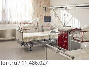 Купить «two room hospital bed void», фото № 11486027, снято 24 августа 2019 г. (c) PantherMedia / Фотобанк Лори