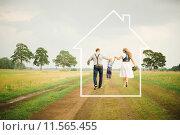 Купить «Недвижимость», фото № 11565455, снято 24 августа 2014 г. (c) Захар Гончаров / Фотобанк Лори