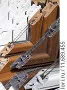 Купить «plastic window profiles», фото № 11689455, снято 18 октября 2018 г. (c) PantherMedia / Фотобанк Лори