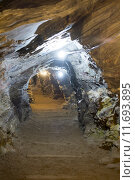 Купить «Gold mine tunnels», фото № 11693895, снято 23 марта 2019 г. (c) PantherMedia / Фотобанк Лори