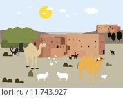 Купить «Desert », иллюстрация № 11743927 (c) PantherMedia / Фотобанк Лори