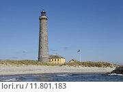 Купить «Skagen (Denmark) - Lighthouse Grey Tower», фото № 11801183, снято 15 октября 2018 г. (c) PantherMedia / Фотобанк Лори