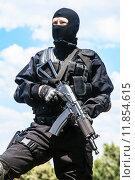 Купить «Spec ops», фото № 11854615, снято 24 июня 2019 г. (c) PantherMedia / Фотобанк Лори
