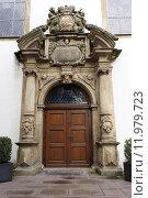 Купить «church facade germany saint entrance», фото № 11979723, снято 6 августа 2020 г. (c) PantherMedia / Фотобанк Лори