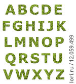 Купить «green upper case letter», фото № 12059499, снято 21 февраля 2019 г. (c) PantherMedia / Фотобанк Лори