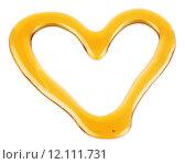 Купить «honey heart», фото № 12111731, снято 19 октября 2018 г. (c) PantherMedia / Фотобанк Лори