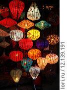 Купить «lanterns», фото № 12139191, снято 12 июля 2020 г. (c) PantherMedia / Фотобанк Лори